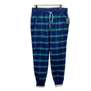 Free Press flannel jogger pajama pant